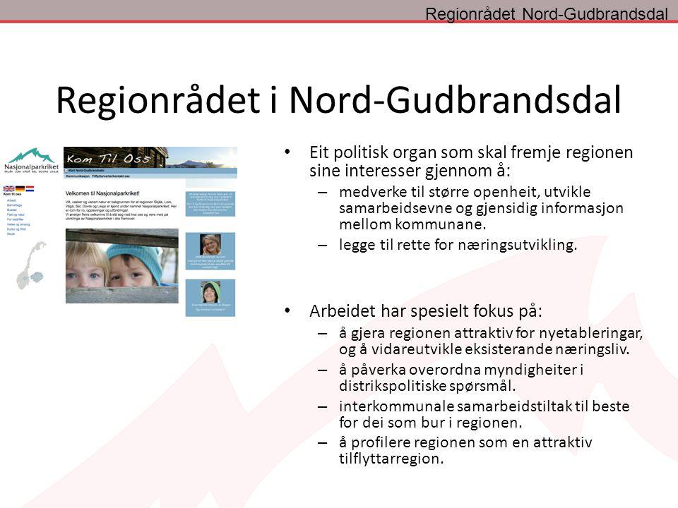 Regionrådet i Nord-Gudbrandsdal