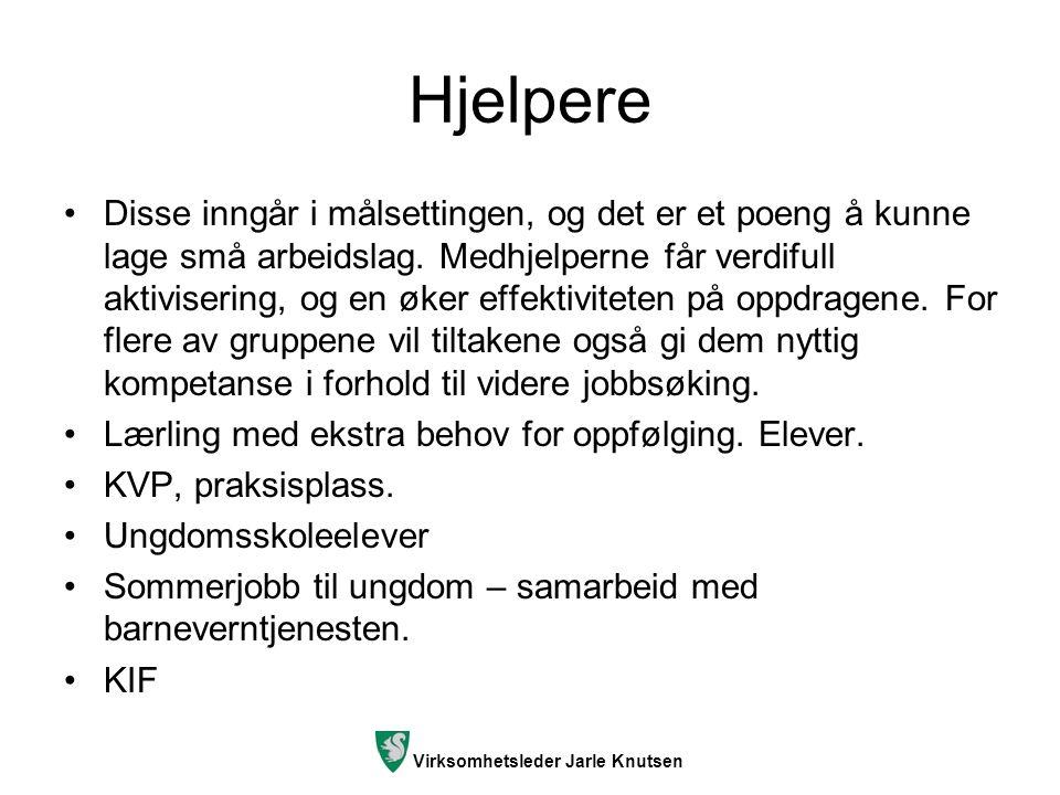 Hjelpere