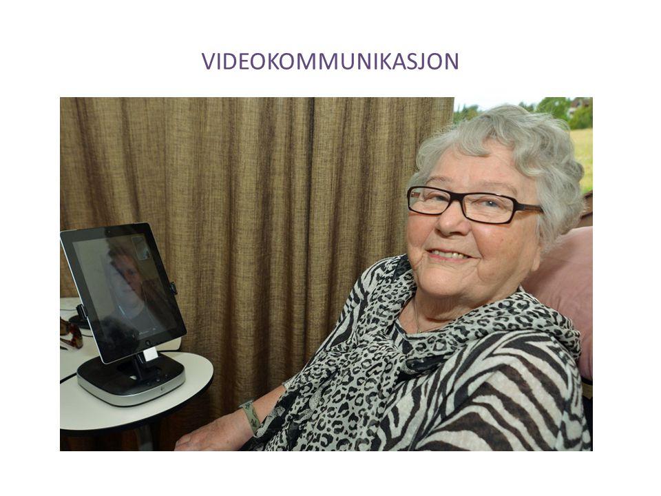 VIDEOKOMMUNIKASJON