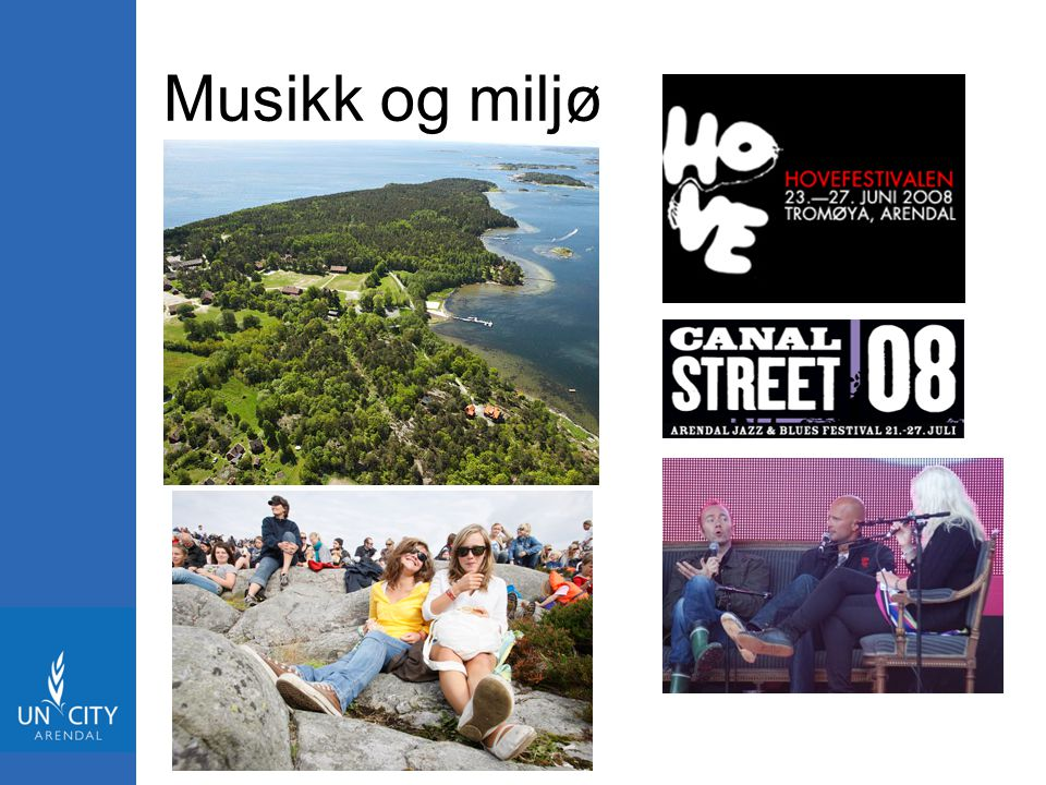 Musikk og miljø