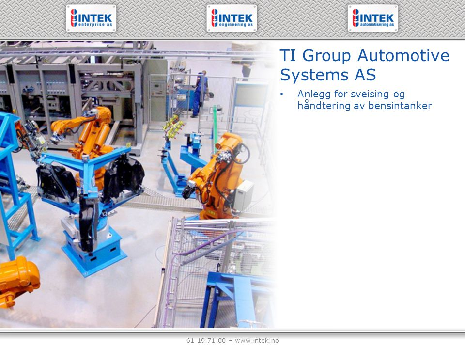 TI Group Automotive Systems AS