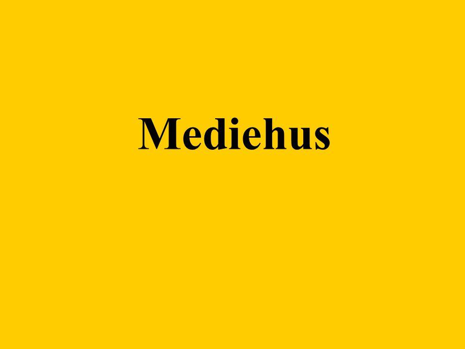 Mediehus