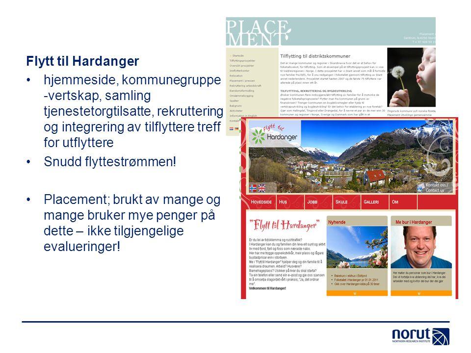 Flytt til Hardanger