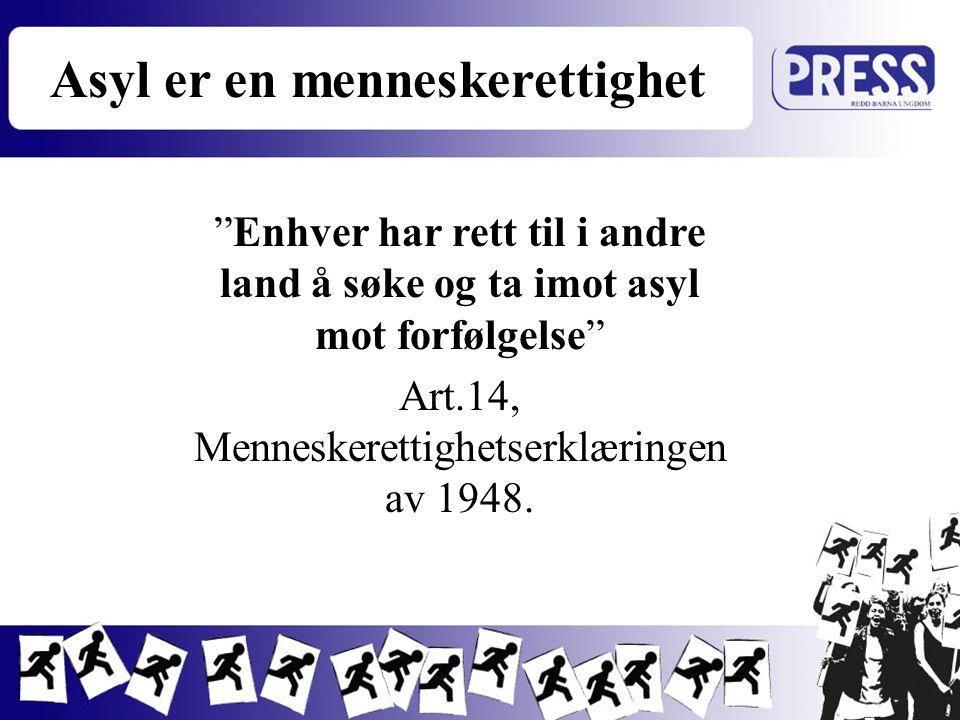 Art.14, Menneskerettighetserklæringen av 1948.