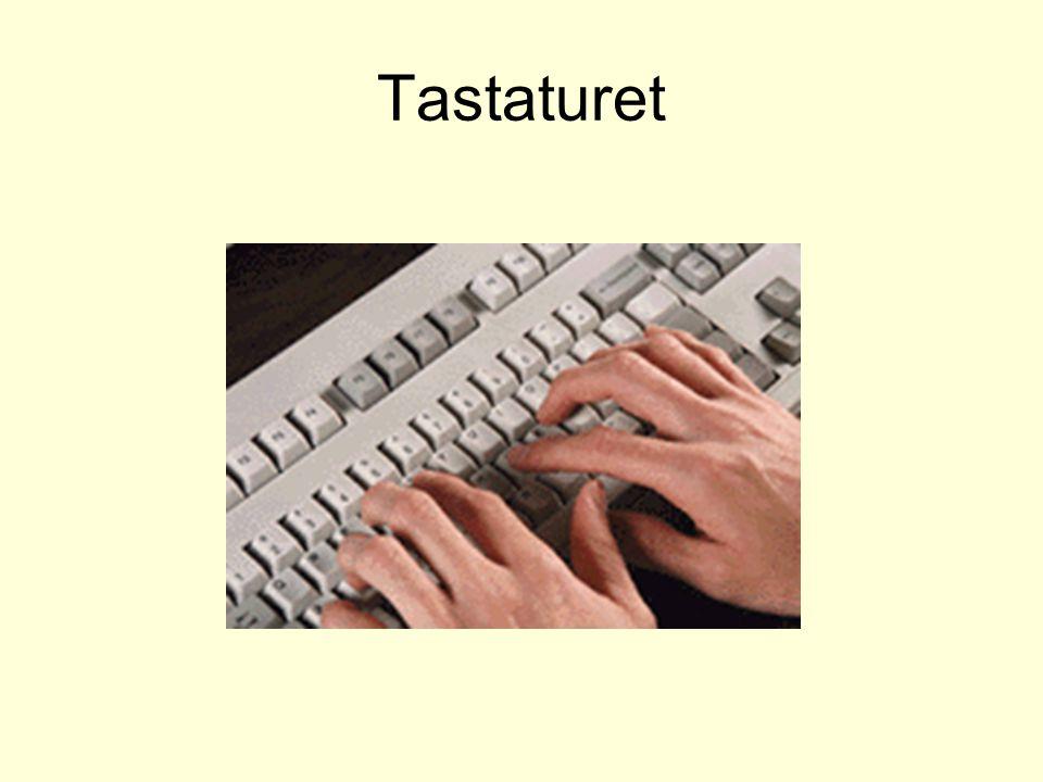 Tastaturet