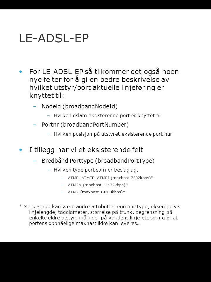 LE-ADSL-EP