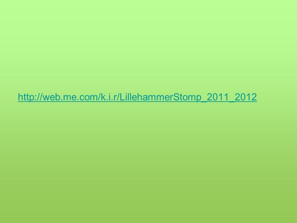 http://web.me.com/k.i.r/LillehammerStomp_2011_2012