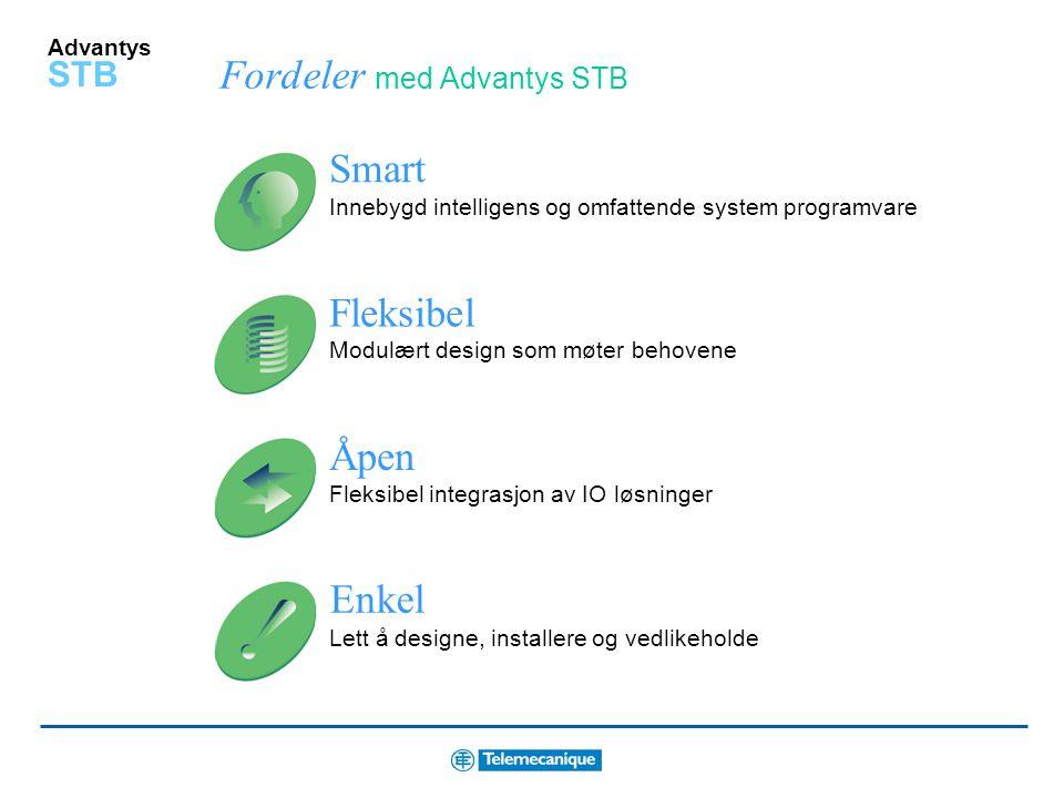 Fordeler med Advantys STB