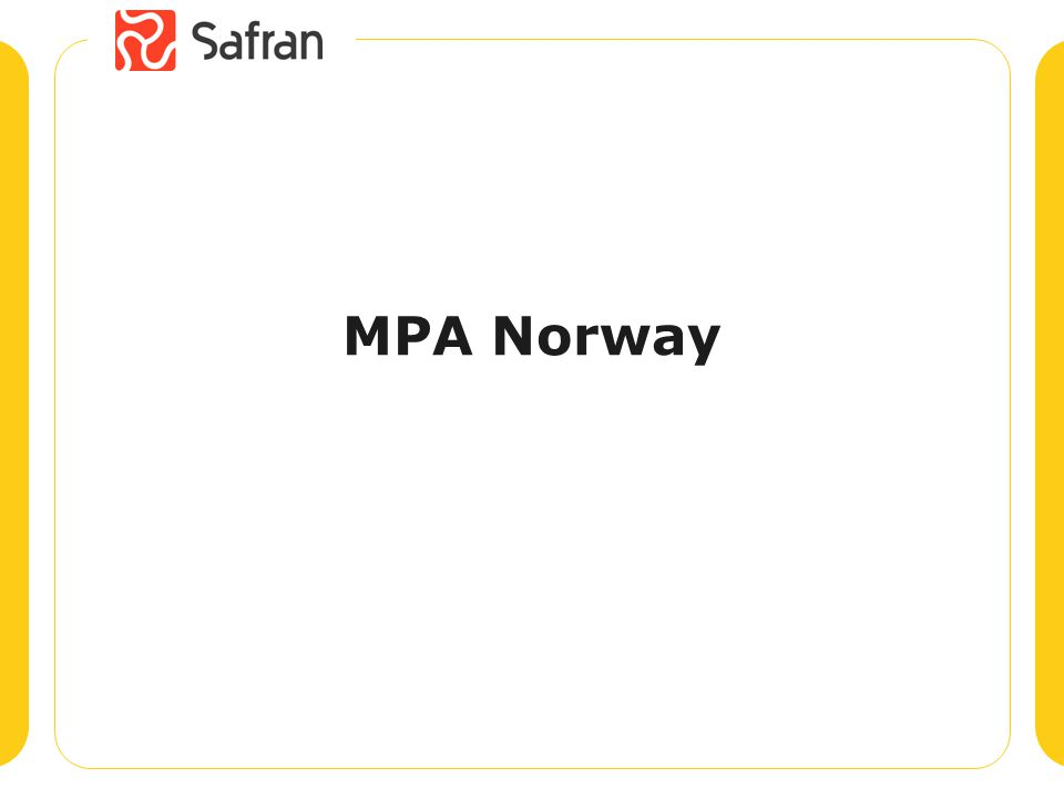 MPA Norway