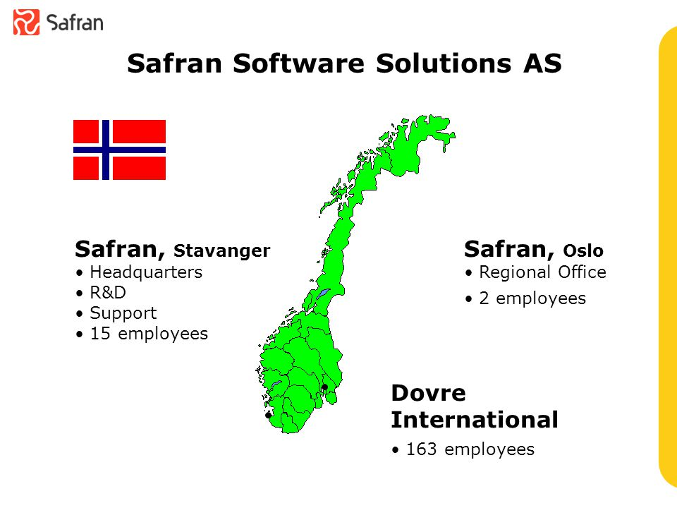 Safran Software Solutions AS