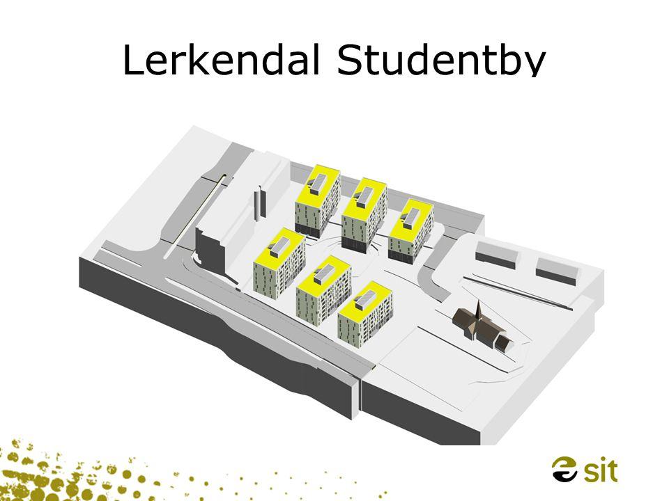 Lerkendal Studentby