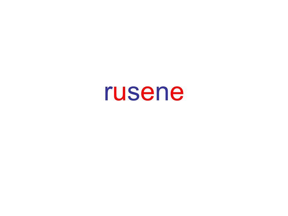 rusene