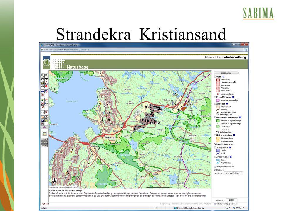 Strandekra Kristiansand