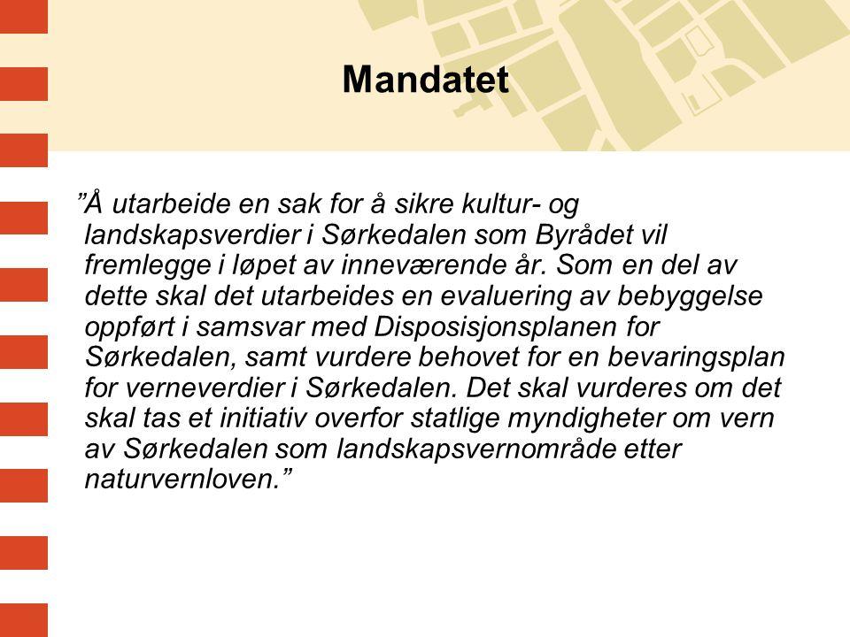 Mandatet