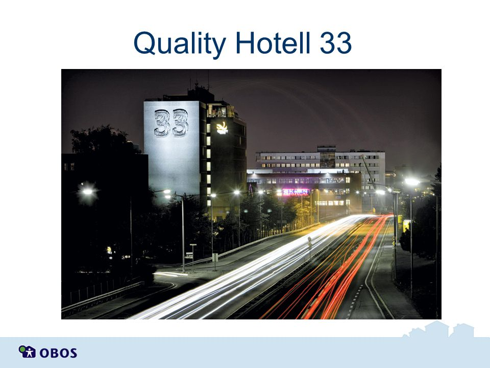 Quality Hotell 33