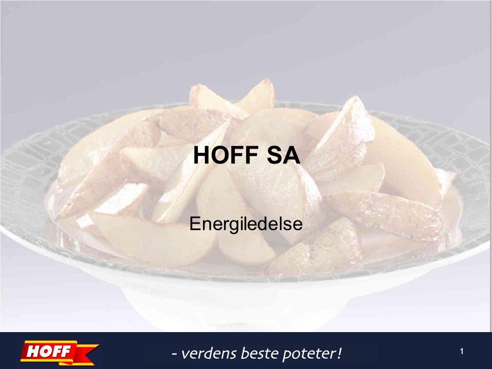 HOFF SA Energiledelse