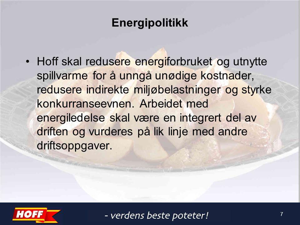 Energipolitikk