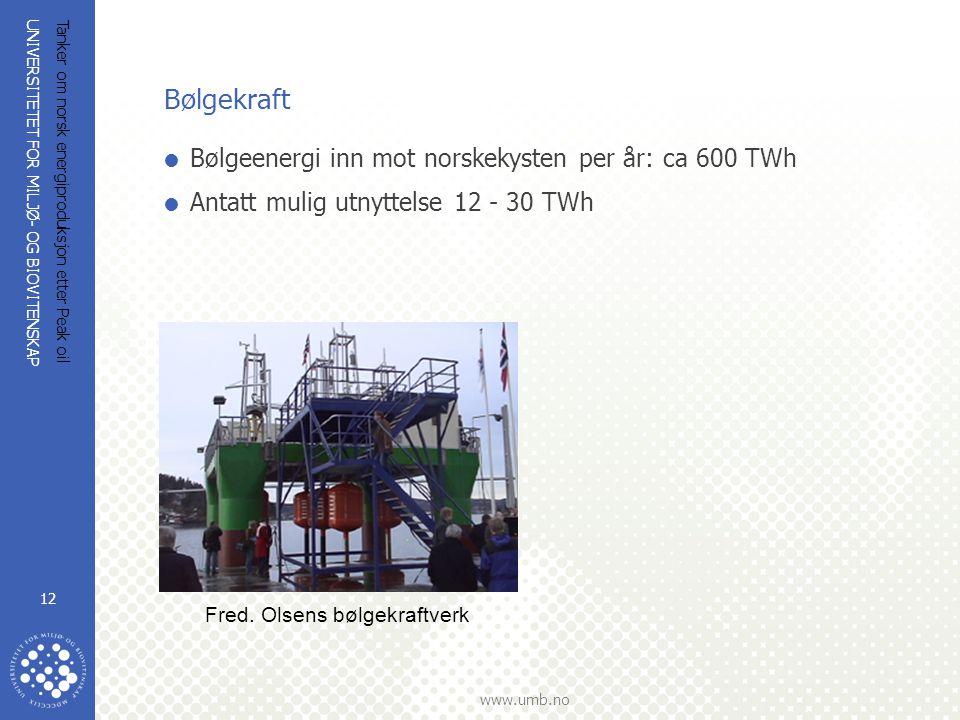 Fred. Olsens bølgekraftverk