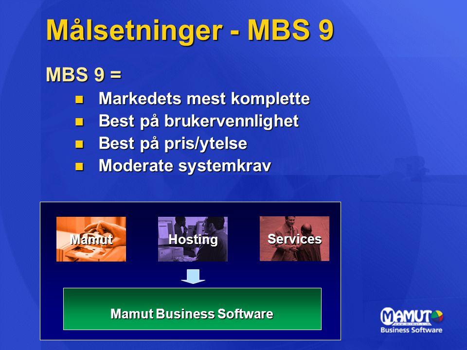 Mamut Business Software