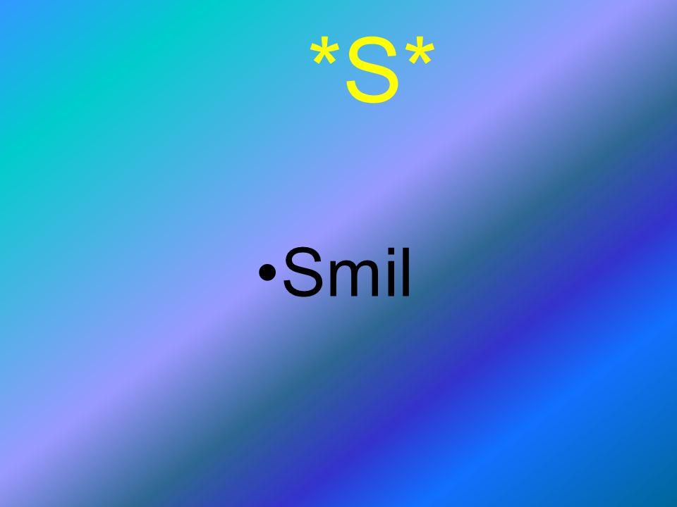 *S* Smil