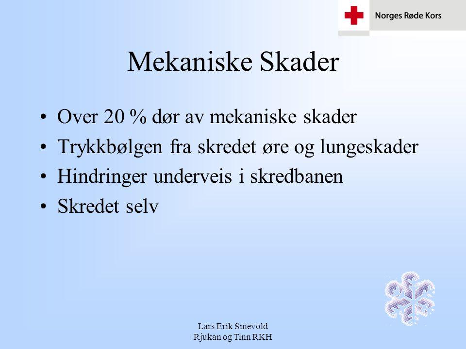 Lars Erik Smevold Rjukan og Tinn RKH