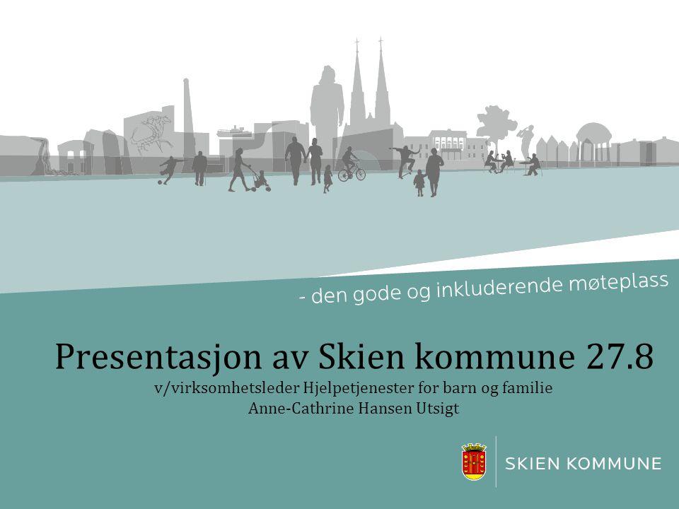 Presentasjon av Skien kommune 27
