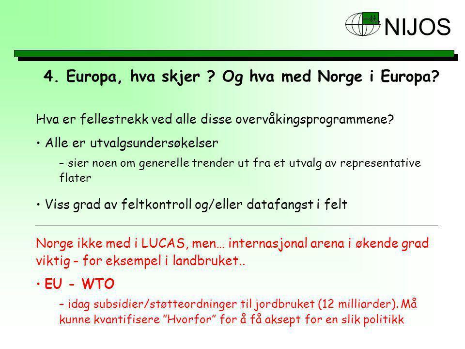 4. Europa, hva skjer Og hva med Norge i Europa