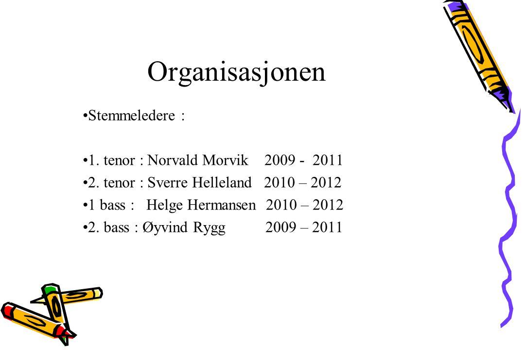Organisasjonen Arrangementskomite` : Lars Skeide 2010 - 2012