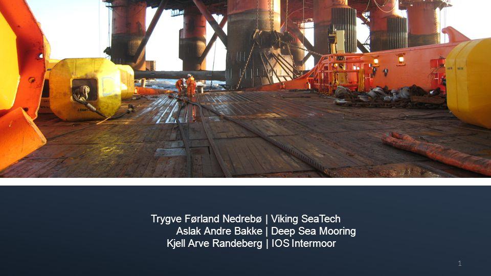 Trygve Førland Nedrebø | Viking SeaTech