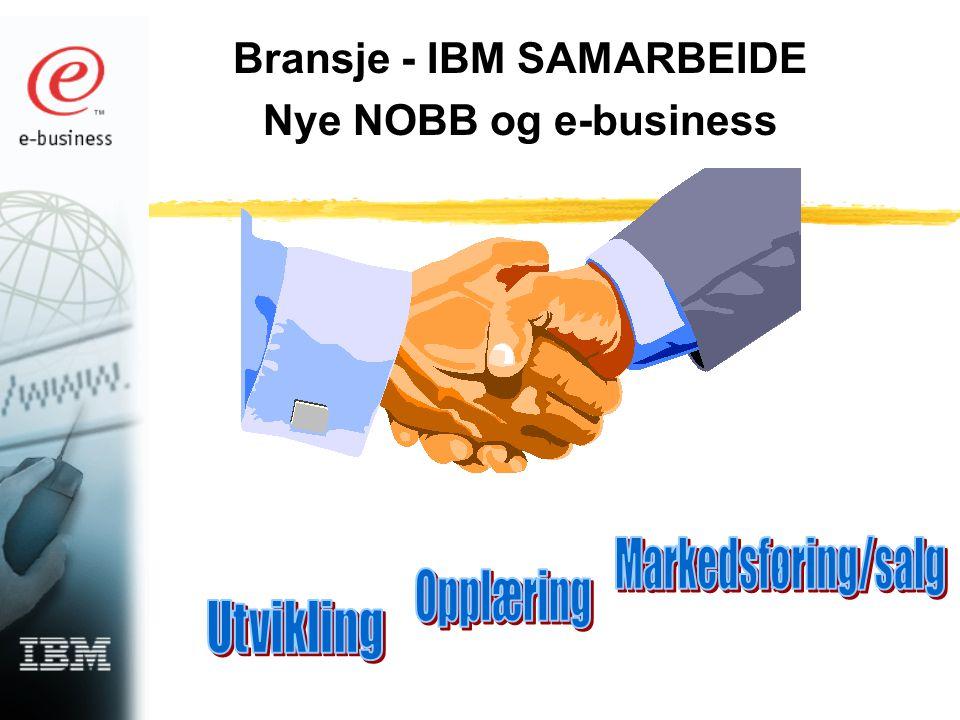 Bransje - IBM SAMARBEIDE