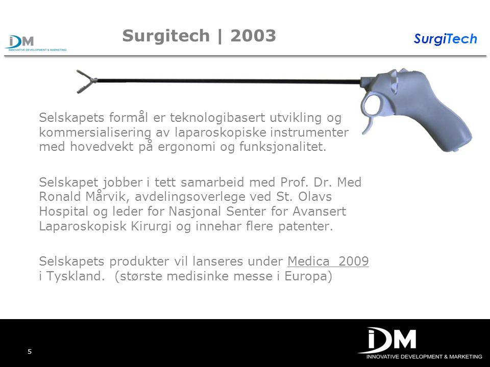 Surgitech | 2003 SurgiTech.