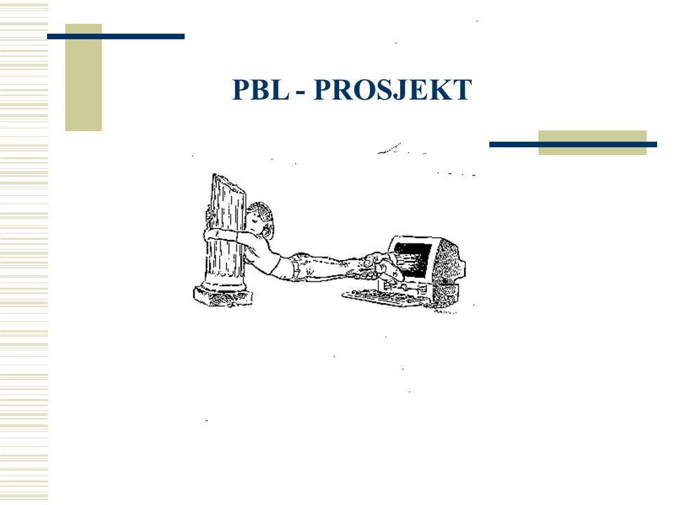 PBL - PROSJEKT