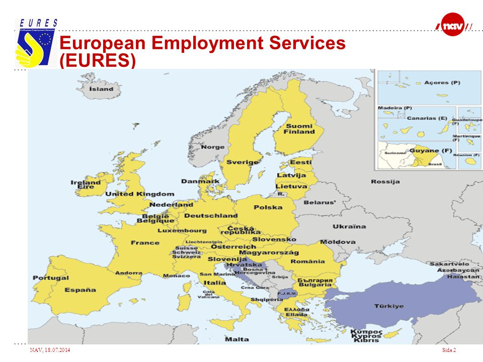 European Employment Services (EURES)