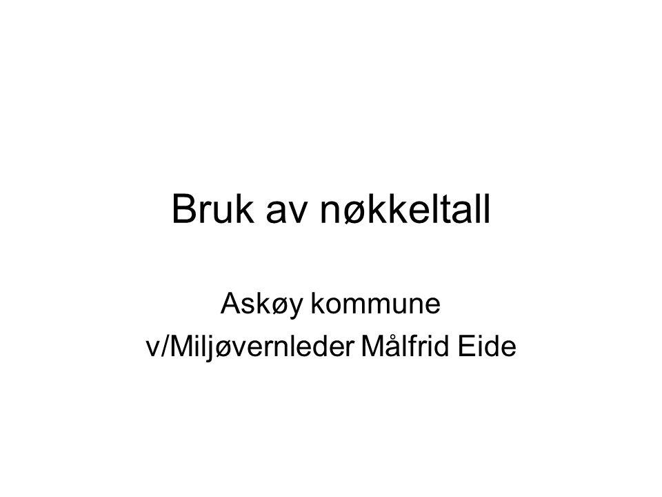 Askøy kommune v/Miljøvernleder Målfrid Eide