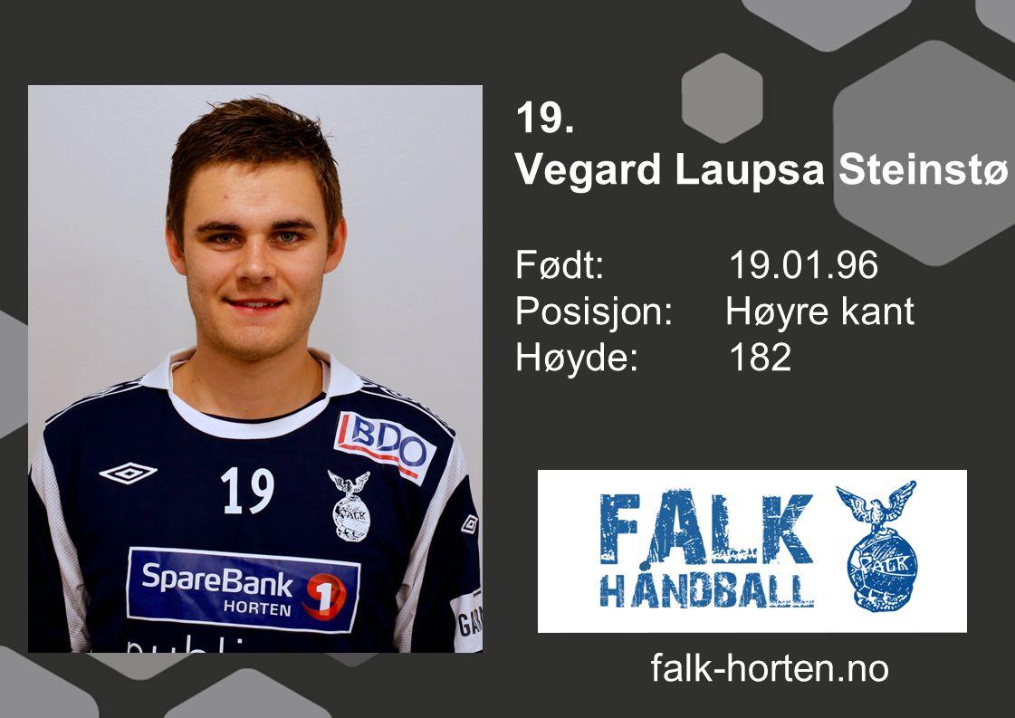 Vegard Laupsa Steinstø