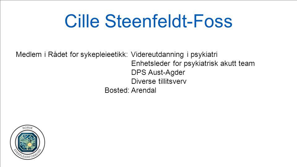 Cille Steenfeldt-Foss