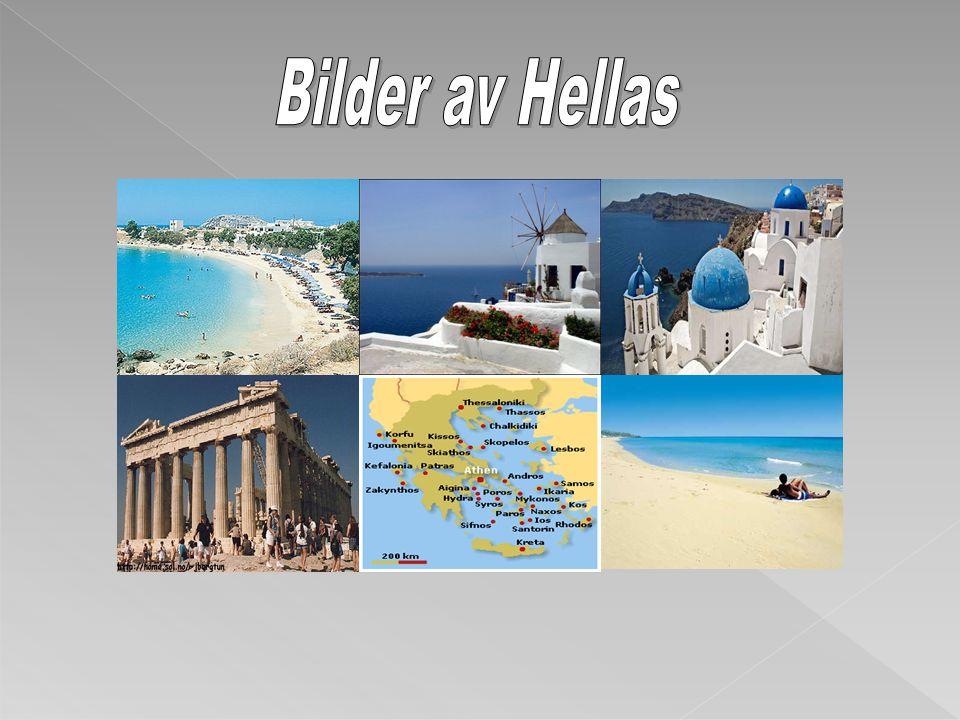 Bilder av Hellas