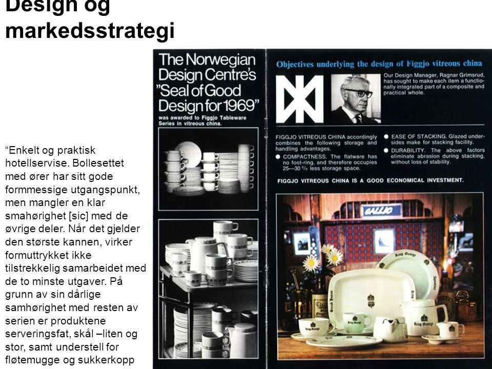 Design og markedsstrategi