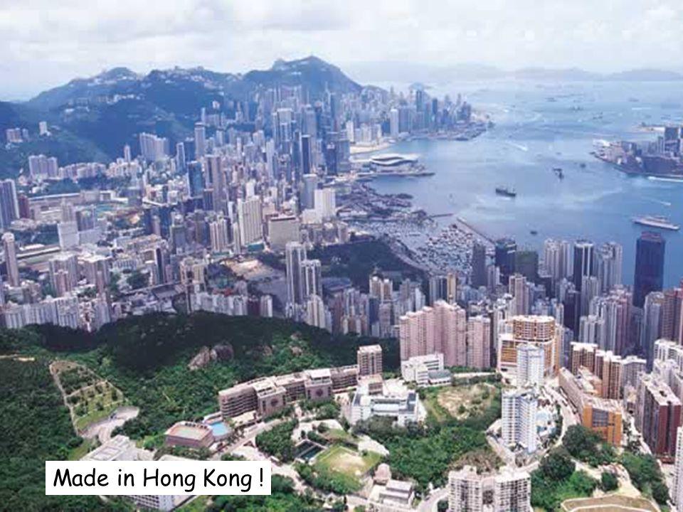 Made in Hong Kong ! www.produksjonslogistikk.no
