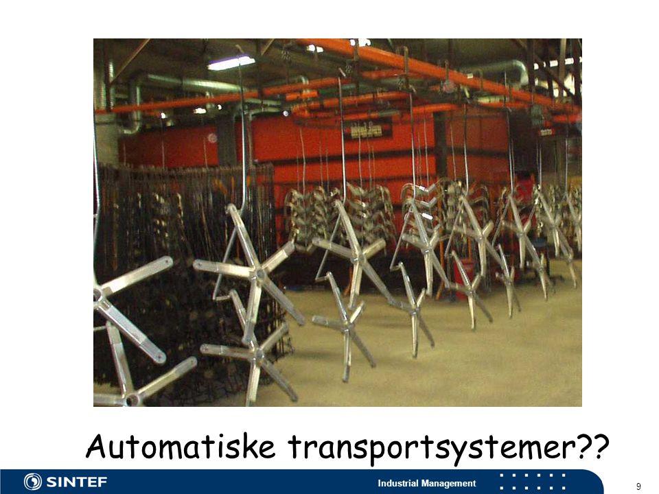 Automatiske transportsystemer