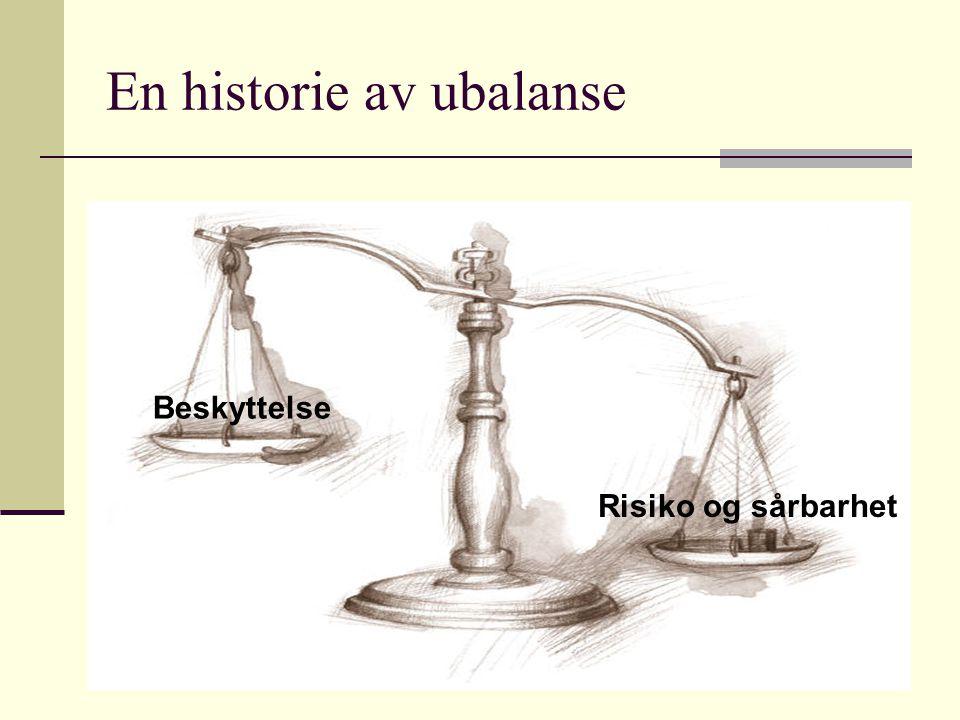 En historie av ubalanse