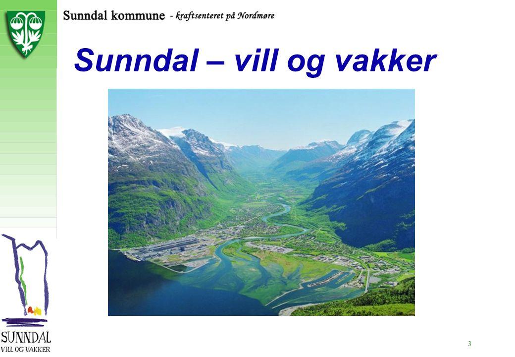 Sunndal – vill og vakker