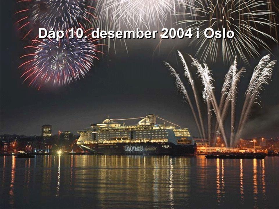 Dåp 10. desember 2004 i Oslo