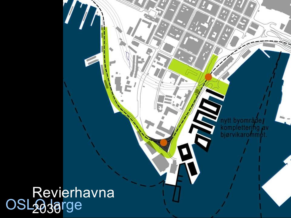 Revierhavna 2030 OSLO large