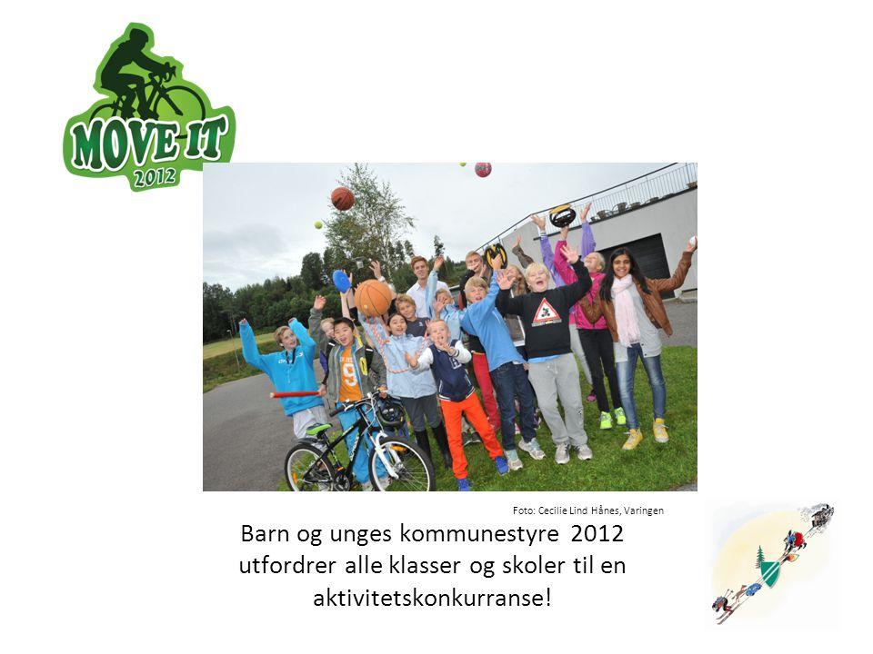 Barn og unges kommunestyre 2012