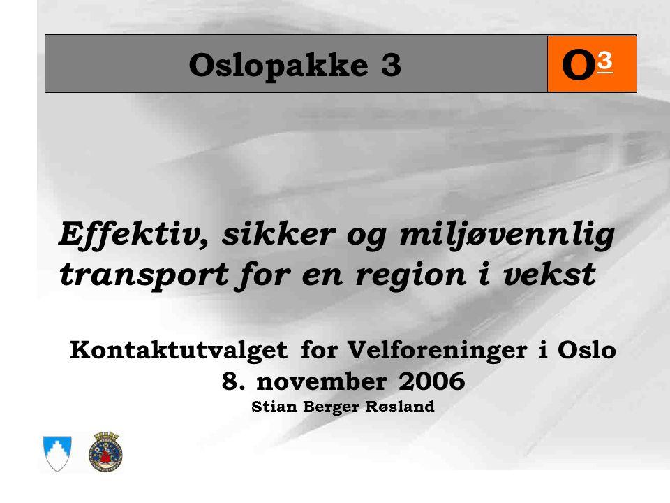 Kontaktutvalget for Velforeninger i Oslo