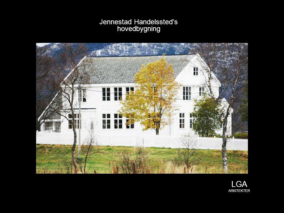 Jennestad Handelssted's