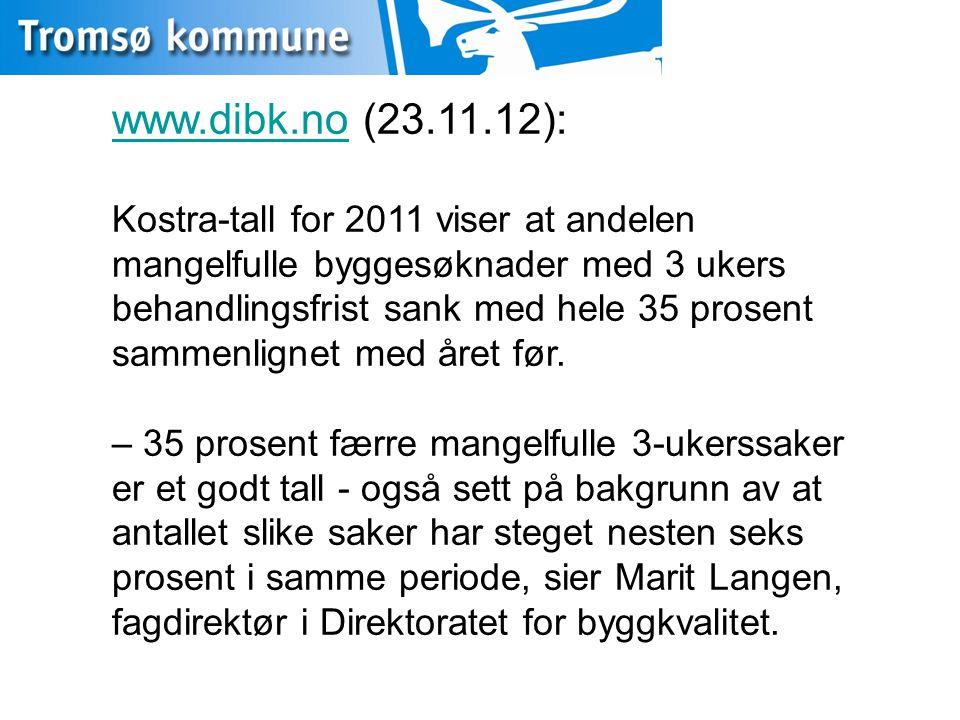 www.dibk.no (23.11.12):