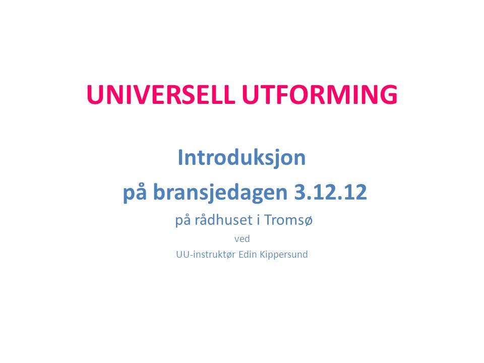 UU-instruktør Edin Kippersund