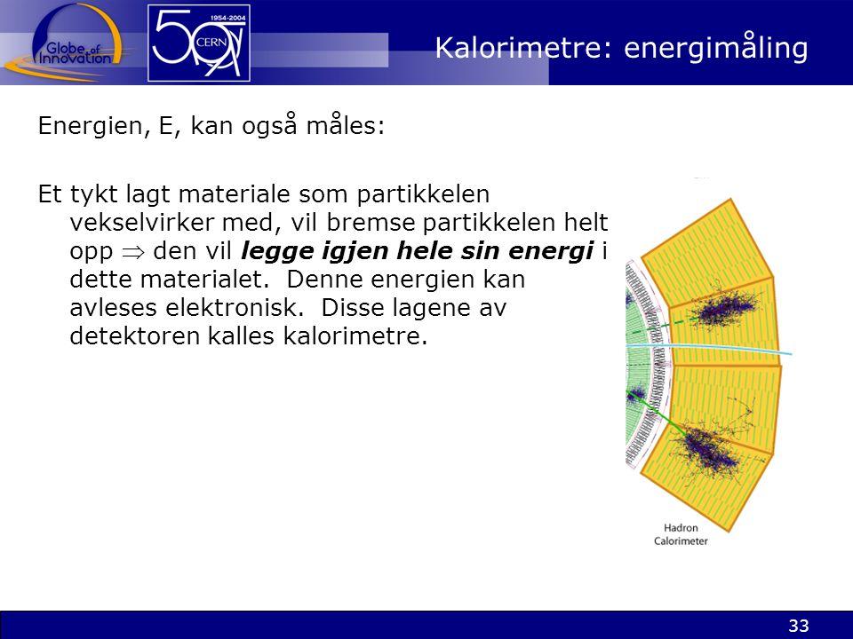 Kalorimetre: energimåling